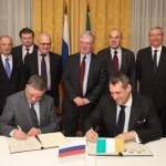 Moscow-Cork Partnership Announced