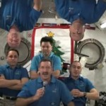 Happy New Year From Space Station Crew