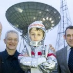 To Infinity And Beyond, Top Russian Research Cosmonaut Visits Elfordstown