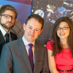 Minister Sherlock 'Kicks-Off' €1m Satellite Technology Competition