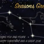 Wishing you the brightest Christmas under the stars