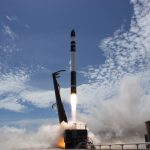 premier irlandais pistes Elfordstown & surveille le déploiement par satellite Lab Rocket