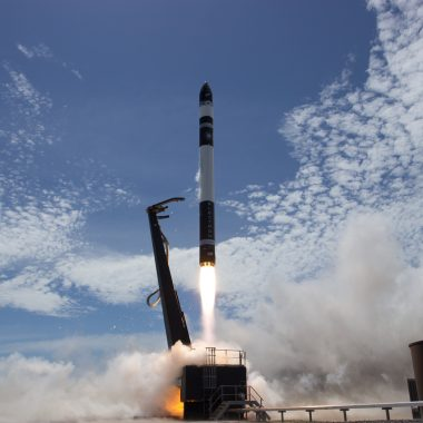 Irish first as Elfordstown tracks & monitors Rocket Lab satellite deployment