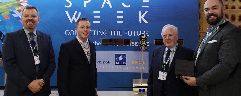 Ирландия вход выигрывает € 62K Accelerator бизнес-инкубирования пакет на космических Оскаров в Марселе